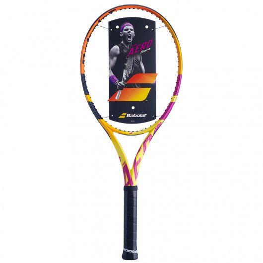 Теннисная ракетка Babolat PURE AERO RAFA UNSTR NC 101455/352