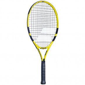 Теннисная ракетка детская 7-10 лет Babolat NADAL JR 25 ...
