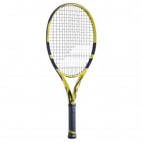 Теннисная ракетка детская профессиональная Babolat AERO JUNIOR 25 140251/191