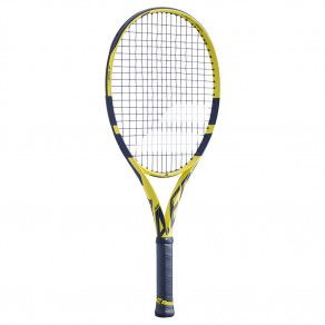 Теннисная ракетка детская профессиональная Babolat PURE AERO JUNIOR 25 140254/191