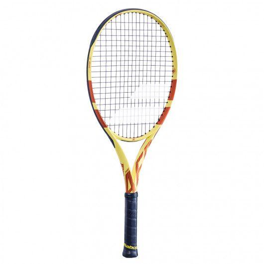 Теннисная ракетка детская профессиональная Babolat PURE AERO RG 19 JR 26 140258/321