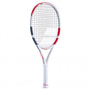 Теннисная ракетка детская профессиональная Babolat PURE STRIKE JUNIOR 25 C 140400/323