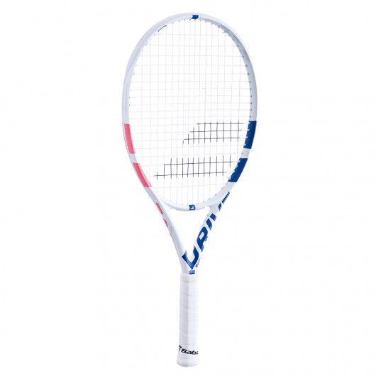 Теннисная ракетка детская профессиональная Babolat PURE DRIVE JUNIOR 25 W 140402/301