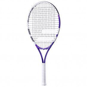 Теннисная ракетка детская 7-10 лет Babolat JUNIOR 25 WI...