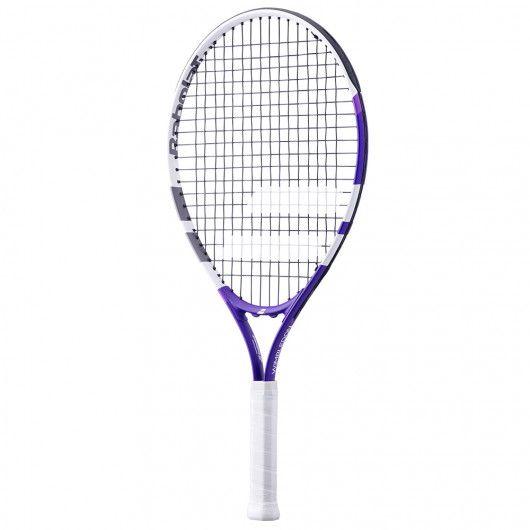 Теннисная ракетка детская 7-10 лет Babolat JUNIOR 23 WIMBLEDON 140410/167
