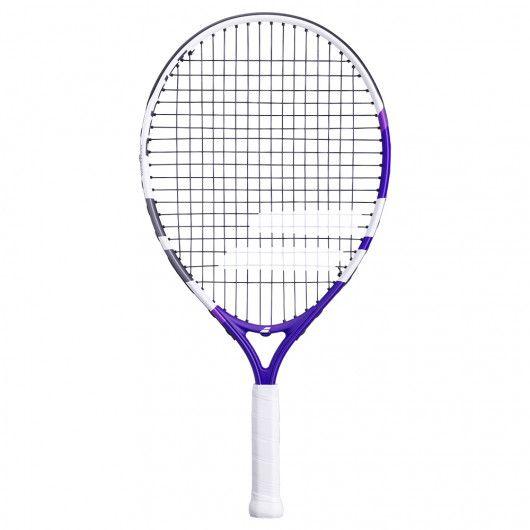 Теннисная ракетка детская 5-7 лет Babolat JUNIOR 21 WIMBLEDON 140411/167