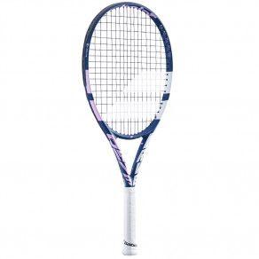 Теннисная ракетка детская профессиональная Babolat PURE DRIVE JUNIOR 25 GIRL 140422/348