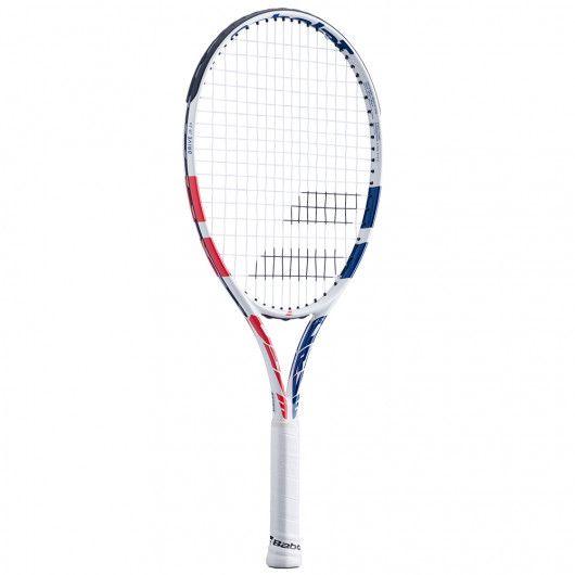 Теннисная ракетка детская 5-7 лет Babolat DRIVE JUNIOR 24 GIRL 140423/301