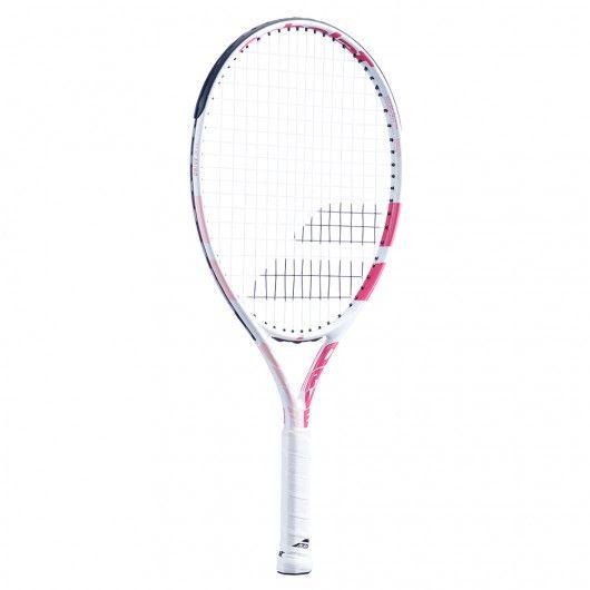 Теннисная ракетка детская 5-7 лет Babolat DRIVE JUNIOR 23 GIRL 140427/184