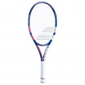 Теннисная ракетка детская 7-10 лет Babolat DRIVE JUNIOR 25 GIRL 140431/348