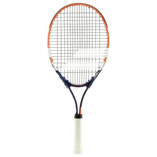Теннисная ракетка детская 7-10 лет Babolat KIT RG/FO JR25 + 3 ORANGE BALLS 190008/209(190008/209)