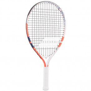 Теннисная ракетка детская 5-7 лет Babolat KIT RG/FO JR21 + 3 RED FELT BALLS 190014/267