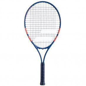 Теннисная ракетка детская 7-10 лет Babolat KIT RG/FO JR25 + 3 ORANGE BALLS 190016/655