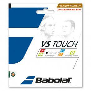 Теннисные струны для ракетки Babolat VS TOUCH  BT7 12MVS  (Комплект,12 метров) 201025/128