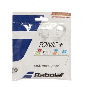 Теннисные струны для ракетки Babolat TONIK + BALL FEEL BT7 12M (Комплект,12 метров) 201026/128