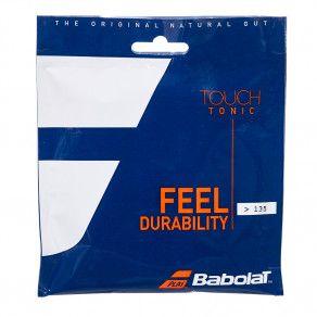 Теннисные струны для ракетки Babolat TOUCH TONIC 12M (Комплект,12 метров) 201032/128