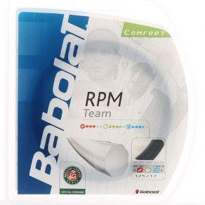 Теннисные струны для ракетки Babolat RPM TEAM 12M (Комплект,12 метров) 241097/105