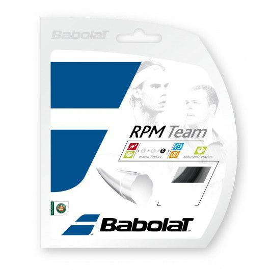 Теннисные струны для ракетки Babolat RPM TEAM 12M (Комплект,12 метров) 241108/105