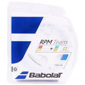 Теннисные струны для ракетки Babolat RPM TEAM 12M (Комплект,12 метров) 241108/136