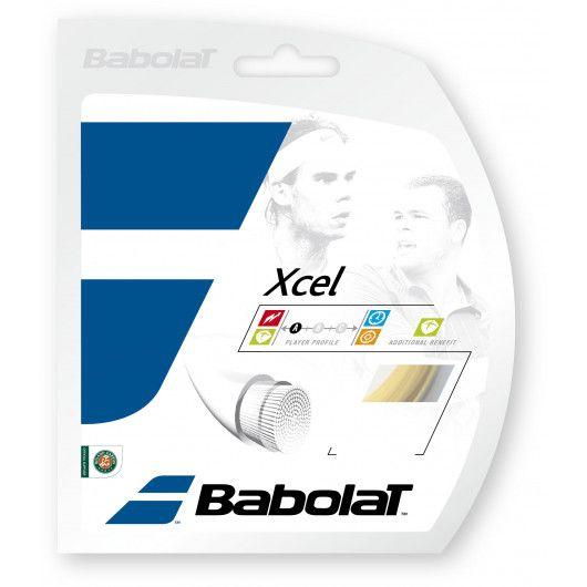 Теннисные струны для ракетки Babolat XCEL 12М (Комплект,12 метров) 241110/128