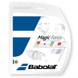 Теннисные струны для ракетки Babolat MAGIC FORCE 40\' (Комплект,12 мет...