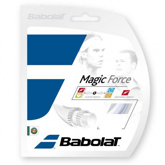 Теннисные струны для ракетки Babolat MAGIC FORCE 40' (Комплект,12 метров) 241117/101
