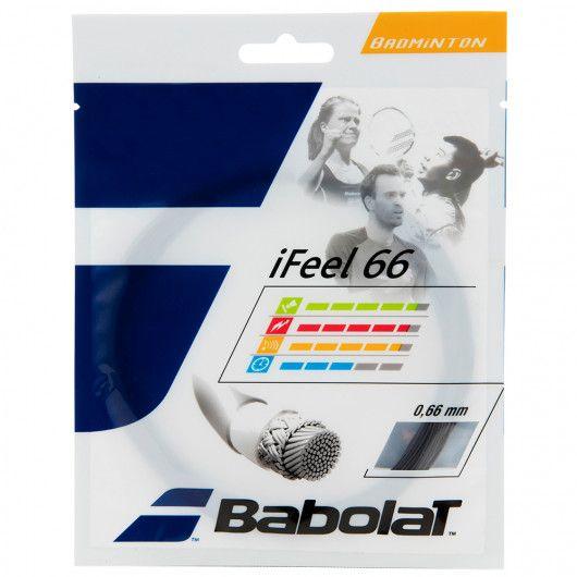 Струны бадминтонные Babolat iFEEL 66 10.2M (Комплект,10,2 метра) 241127/105