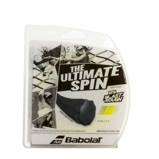 Теннисные струны для ракетки Babolat RPM BLAST ROUGH 12M (Комплект,12 метров) 241136/113