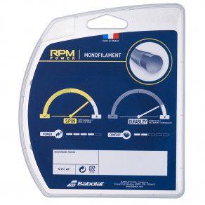 Теннисные струны для ракетки Babolat RPM POWER 12M (Комплект,12 метров) 241139/336