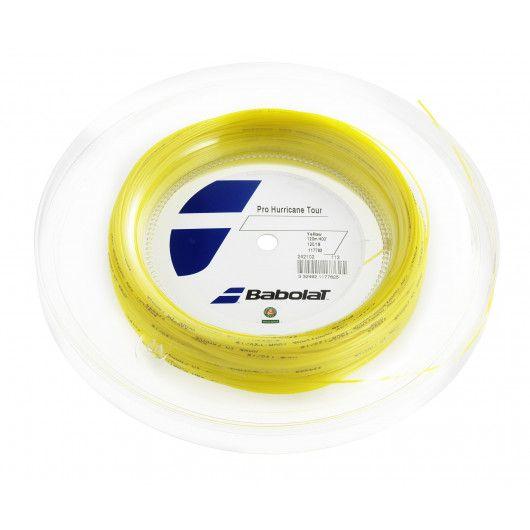 Теннисные струны для ракетки Babolat PRO HURRICANE TOUR 120M (Бобина,120 метров) 242102/113