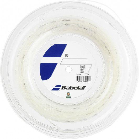 Теннисные струны для ракетки Babolat M7 200M (Бобина,200 метров) 243131/128