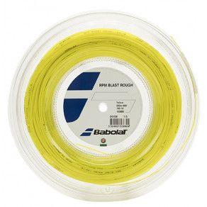 Теннисные струны для ракетки Babolat RPM BLAST ROUGH 200M (Бобина,200 метров) 243136/113