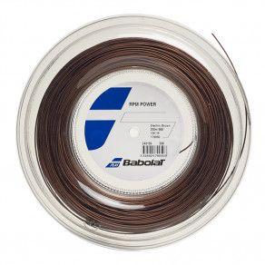 Теннисные струны для ракетки Babolat RPM POWER 200M (Бобина,200 метров) 243139/336