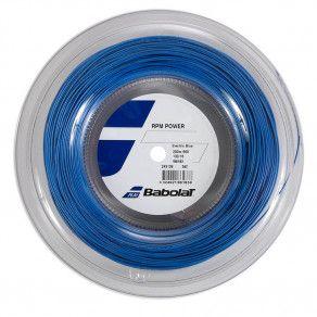 Теннисные струны для ракетки Babolat RPM POWER 200M (Бобина,200 метров) 243139/360