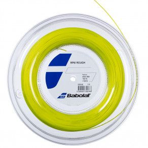 Теннисные струны для ракетки Babolat RPM ROUGH 200M (Бобина,200 метров) 243140/113