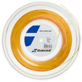 Теннисные струны для ракетки Babolat RPM HURRICANE 200M...