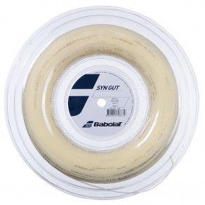 Теннисные струны для ракетки Babolat SYN GUT 200M (Бобина,200 метров) 243144/128