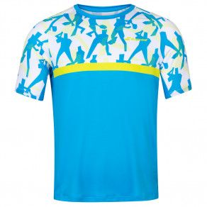 Футболка для тенниса детская Babolat COMPETE CREW NECK TEE BOY 2BS20011/4062O