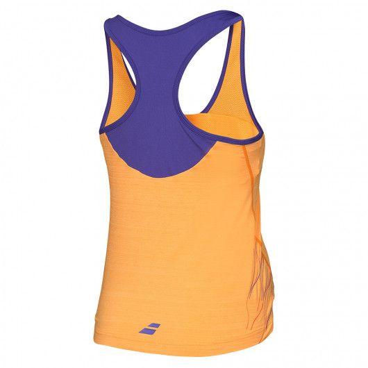 Майка для тенниса детская Babolat TANK RACERBACK PERF GIRL 2GF16072/110