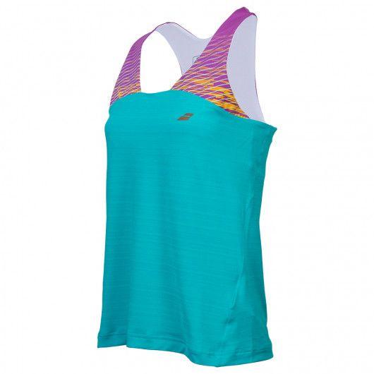 Майка для тенниса детская Babolat TANK RACERBACK PERF GIRL 2GF17072/139