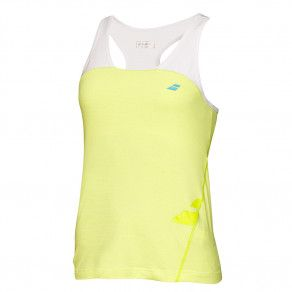 Майка для тенниса детская Babolat TANK RACERBACK PERF GIRL 2GS16072/223