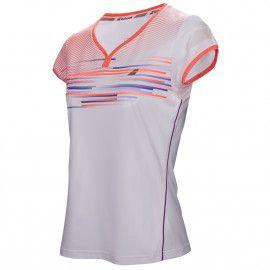 Футболка для тенниса детская Babolat PERF CAP SLEEVE TO...