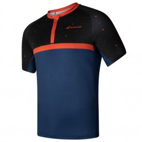 Тенниска для тенниса мужская Babolat COMPETE POLO MEN 2MF20021/2018