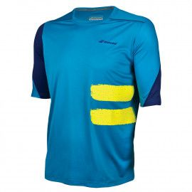 Футболка мужская Babolat PERF COMPRESSION TEE MEN 2MS18012/4015