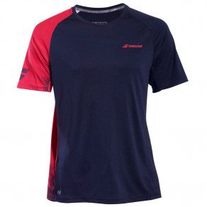 Футболка для тенниса мужская Babolat PERF CREW NECK TEE MEN 2MS19011/2010