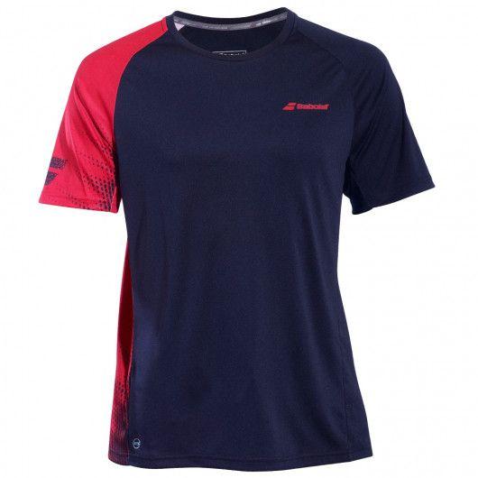 Футболка для тенниса мужская Babolat PERF CREW NECK TEE MEN 2MS19011/2010