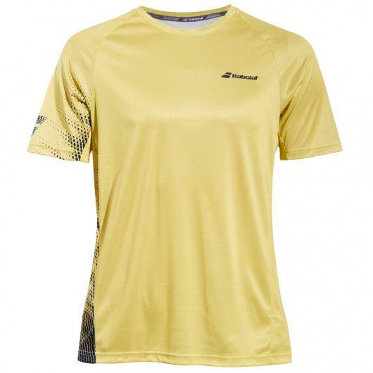 Футболка для тенниса мужская Babolat PERF CREW NECK TEE MEN 2MS19011/7007