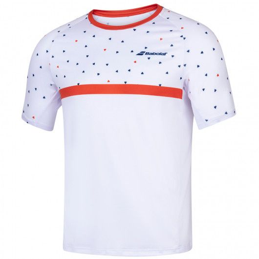Футболка для тенниса мужская Babolat COMPETE CREW NECK TEE MEN 2MS20011/1035