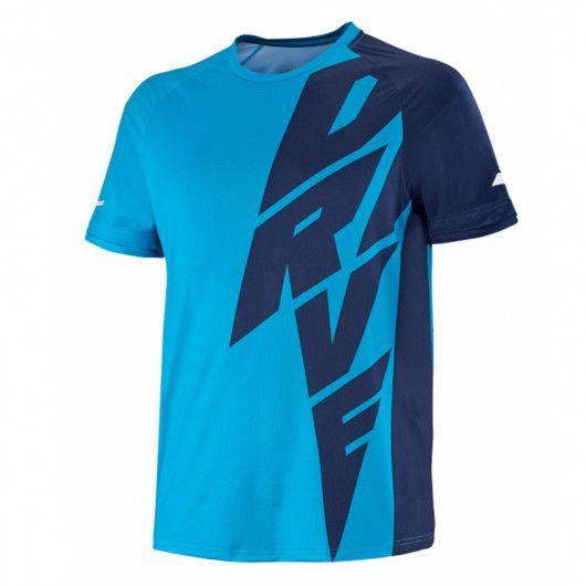 Футболка для тенниса мужская Babolat DRIVE CREW NECK TEE MEN 2MS21011X/4086