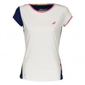 Футболка женская Babolat PERF CAP SLEEVE TOP WOMEN 2WS18031/1005...